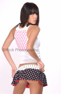 Fashion shoot with Niva © Klick Photography