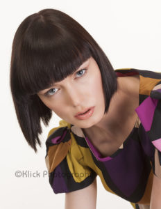 hair Modele © Klick Photography