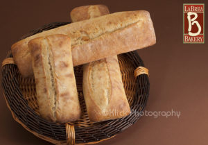 LaBrea bakery Bread © Klick Photography