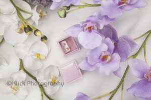 Jewelry Boxes with flower © Klick Photography