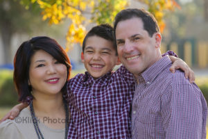 Family Portrait © Klick Photography