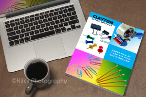 Online order from a catalog © Klick Photography
